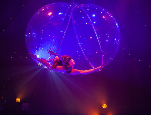 Absinthe LA: An uncomfortably lewd and provocative spoof of Cirque du Soleil
